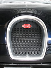 Bugatti EB 16-4 Veyron - radiator badge (Transaxle (alias Toprope)) Tags: blue berlin emblem logo badge 164 badges bugatti supercar eb veyron meilenwerk marque emblems wiebestrasse altmoabil