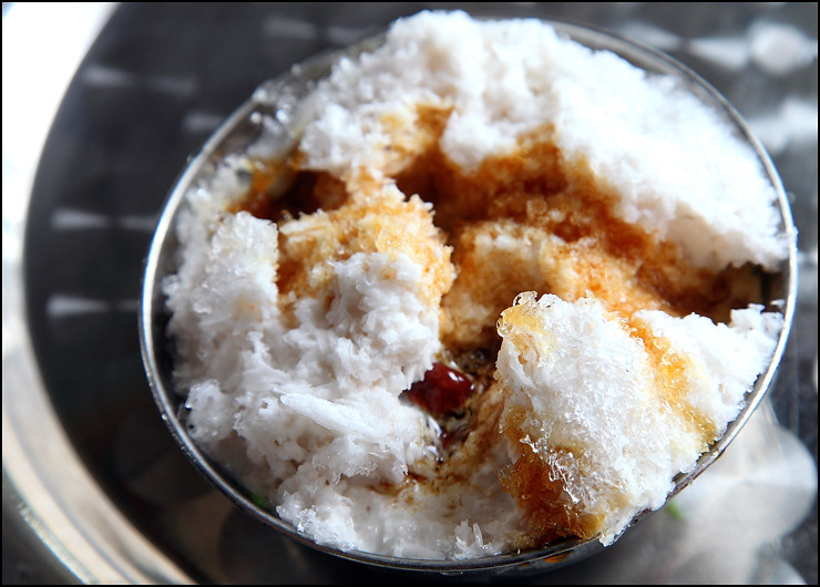Melaka Food cendol
