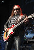 Ace Frehley @ DTE Energy Music Theatre, Clarkston, MI - 08-27-11