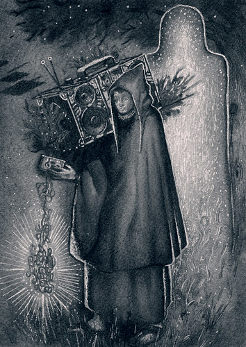 monk blaster by camfloydVAULT