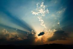 Magical sunset (Norbert Králik) Tags: sunset sun clouds canoneos5d canonef1635mmf28liiusm