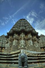 The Chennakesava Temple of Somnathpura (VinothChandar) Tags: india architecture canon temple photography photo photos pointofview kings empire 5d karnataka dynasty somnathpur hoysala chennakesava canoneos5dmarkii