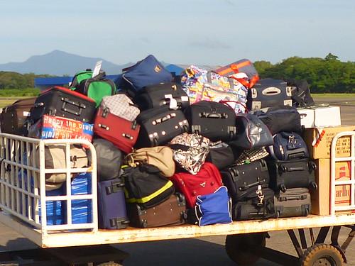 Baggage - Puerto Princesa Airport