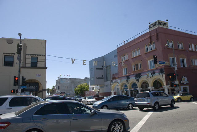 D1 venice beach lunch spot