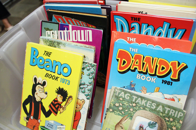 beano and dandy comics