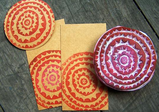 Circle Stamp