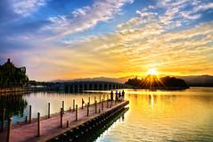 (eric) Tags: china sunset sky landscape photo nikon niceshot beijing scene hdr d90 mygearandme