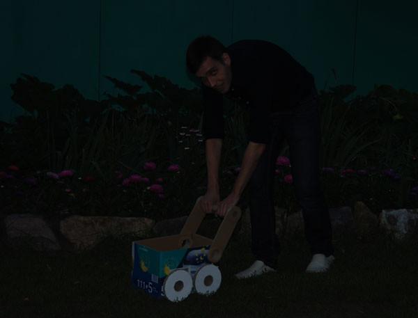Cardboard_father_2