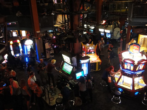 GameWorks party