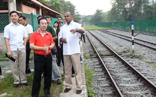 Rail line to open to public, Sept 2