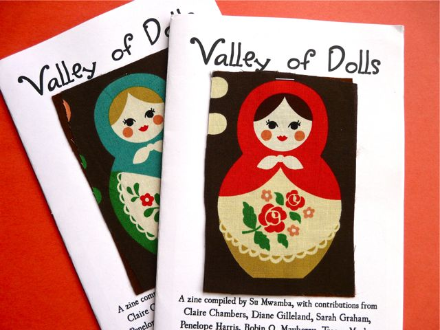 Zine Review (and Giveaway!): Valley of the Dolls