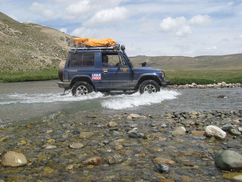 Team Unimog Punga 2011: Solitude at Altitude - 6106307847 38f31675a7 b