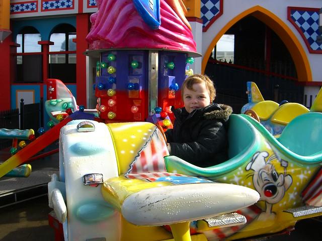Remi's Ride Luna Park