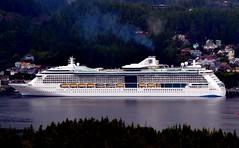 Cruise ship - Radiance of the Seas - Alaska (blmiers2) Tags: travel cruise blue alaska nikon ship cruiseship royalcaribbean radianceoftheseas d3100 blm18 blmiers2