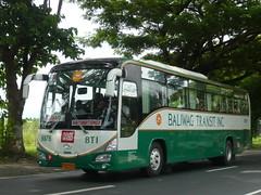 in my face! (bentong 6) Tags: nissan diesel transit cubao inc tuguegarao cvl 9976 baliwag partex