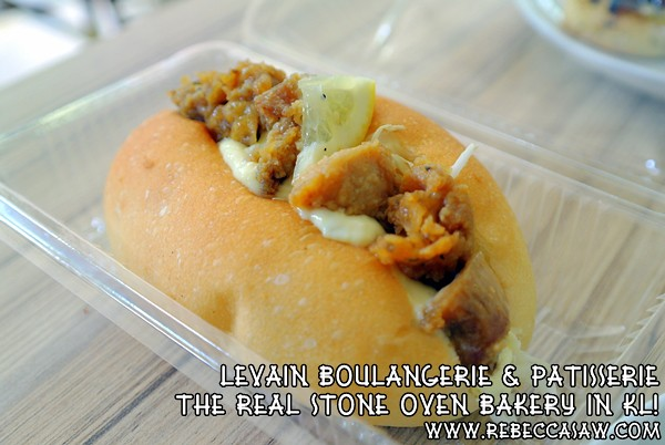 Levain Boulangerie & Patisserie, The real STONE OVEN bakery in KL-7