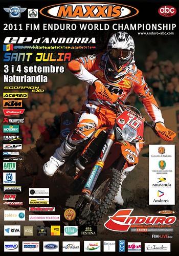 Mundial Enduro Andorra 2011