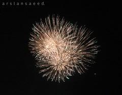 Day 30: It's All Over (awersee) Tags: fireworks eid middleeast august ramadan kareem mubarak 2011
