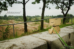 Motocross (Oliver Totzke) Tags: macro ex bike toy dc nikon sigma quad days 365 motocross 1850 danbo hsm revoltech danboard d7000
