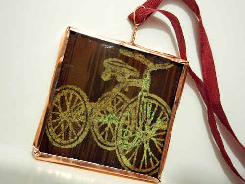 Tricycle Pendant
