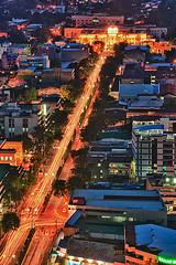Barangay Capitol Site, Cebu City, Philippines (Filan) Tags: twilight capitol cebu cebucity sugbu osmena brgy filanthaddeusventic filand3 captiolsite brgycaptiolsite nikonfilan filanthography nikonianfilan iamfilan