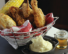 Fried Chicken at Four Seasons Hotel Chicago