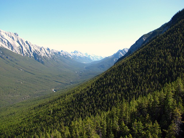 Sulphur mountain.