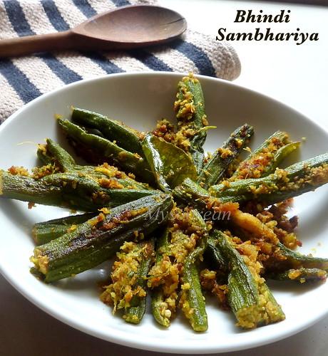Bhindi Sambhariya