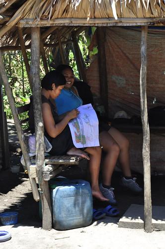 ate maya from palaui