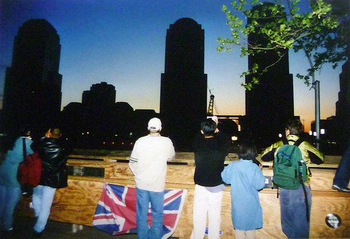 Ground Zero in 2002
