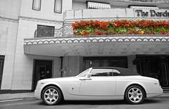 Rolls-Royce Phantom Drophead Coup (Robin Kiewiet) Tags: london robin photography nikon britain great rollsroyce automotive prototype 1750 phantom tamron coupe f28 dorchester coup 2007 hyperion pininfarina v12 675 ldn 100ex kiewiet drophead 101ex d300s