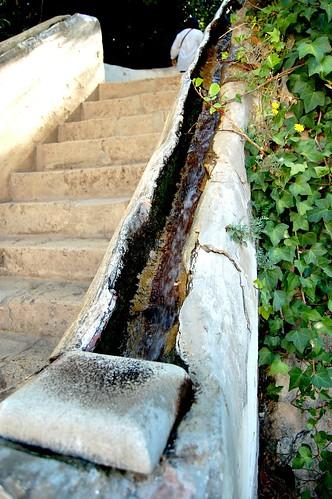 Escalera del Aqua