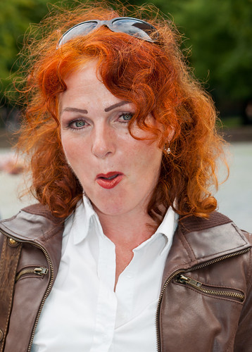 Roodharigendag in Breda - Redhead Day in the Dutch city of Breda (+1 in comments) by RuudMorijn