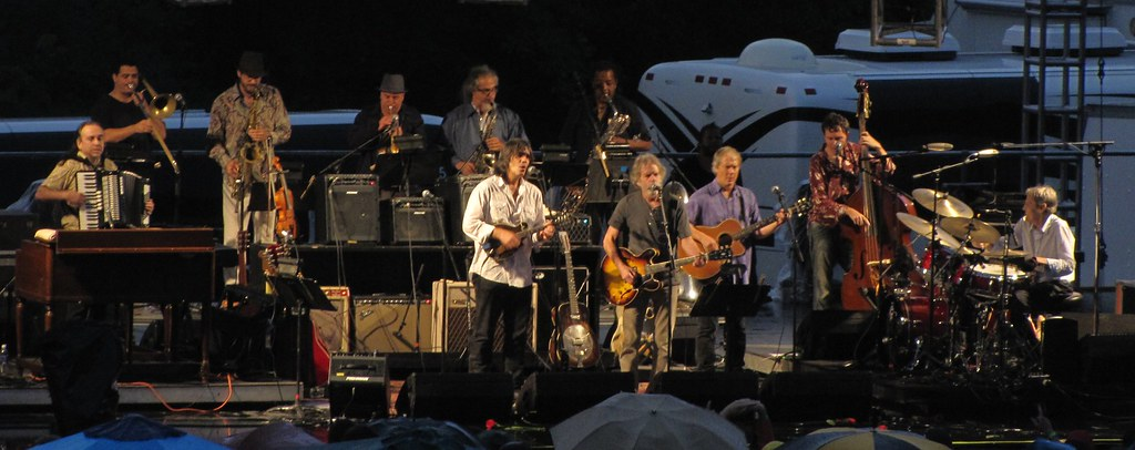 Levon Helm Band with Bob Weir
