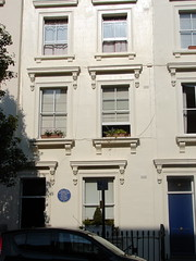 Photo of Douglas Macmillan blue plaque