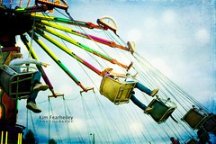 County fair, county fair . . . (KimFearheiley) Tags: carnival fairgrounds fair swing countyfair carnivalride kimfearheileyphotography boxycool