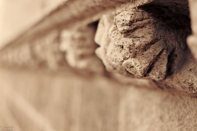 Detalle en piedra