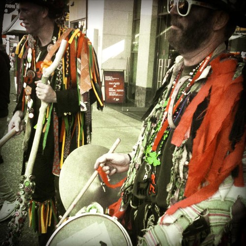 Black Sheep Morris Dancers' Musicians