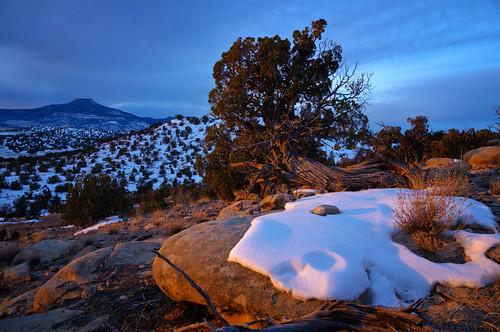 Pure Morning | Cerro Pedernal, Abiquiu, New Mexico