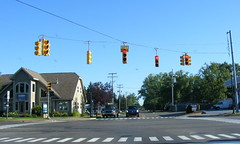 Gaylord traffic lights (Sean_Marshall) Tags: trafficlight traffic michigan signal gaylord