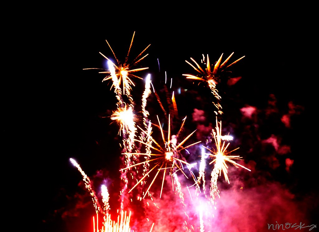 fireworks jazz fest mtl summer 2011