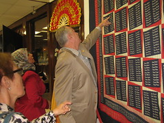 MPAC's Commemorative 9/11 Quilt