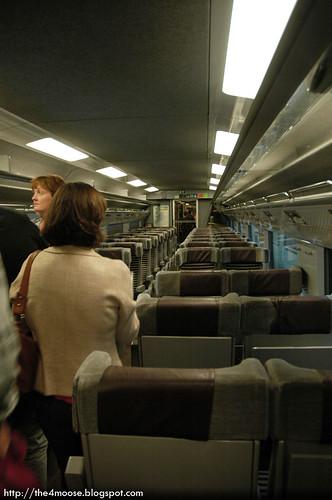 Eurostar 9016 - Carriage 14