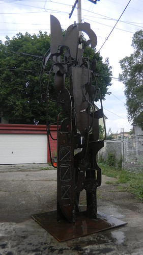 Robert Sestok Sculpture