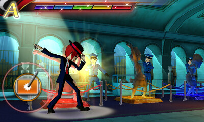 Rhythm Thief - TGS Screens