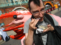 The jellied eel taste test