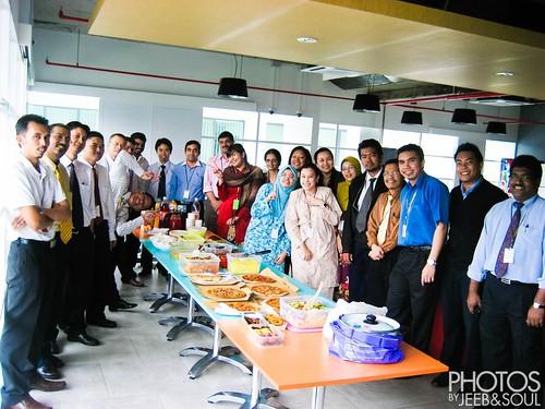 Raya @ MEPS, Bangsar
