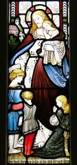 Washfield, Devon (Sheepdog Rex) Tags: stainedglass stmaryschurch washfield