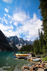 Moraine Lake (Kyi Cho) Tags: canada alberta banff morainelake
