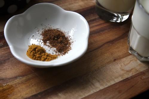 curry powder & chili